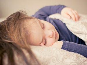 Schlafen und fasten